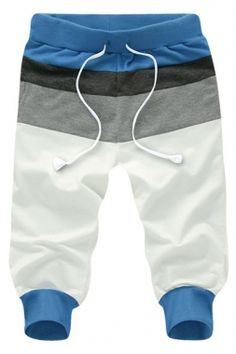 Sapphire Elastic Ribbed Mens Jogger Shorts: really don't care if theese were mens I would totally buy theese and hook em up with some gladiator sandals Cute Outfits For Kids, Baby Boy Outfits, Little Boy Fashion, Kids Fashion, Boys Joggers, Jogger Shorts, Baby Overall, Trendy Baby Boy Clothes, Baby Girl Pants