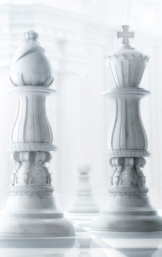 Artwork made for AKQA for the Cannes Future Lions competition Queen Chess Piece, Black And White Art Drawing, Cool Chest Tattoos, Apple Wallpaper, 3d Prints, Chess Pieces, Sculpture Art, Glass Art, Make It Yourself