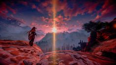 Horizon Zero Dawn  Photoshop stylize filter