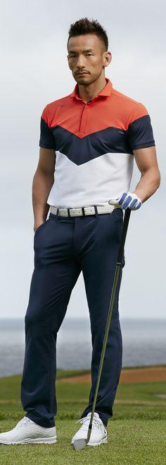 中田英寿が着る注目アイテム   メンズ・ショップ   デサントゴルフ公式サイト(公式ショッピングサイト)