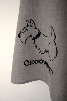 groovy towel