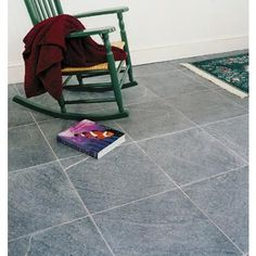 Soapstone Flooring Tile From Green Mountain