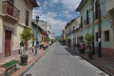 Cotacachi, Imbabura, Ecuador.