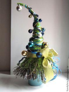 Новый год 2013 ручной работы. Ярмарка Мастеров - ручная работа В пучинах дна морского. Handmade.