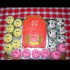 Grayson's first birthday cake :)