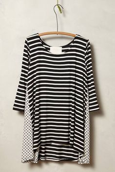 Puella Pattern Play Swing Tunic #anthrofave