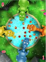 Good Free App of the Day: Hungry Hungry Hippos! (now available worldwide!!) Lisa M