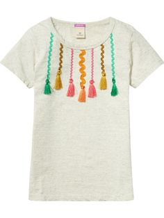 T-shirt avec graphismes