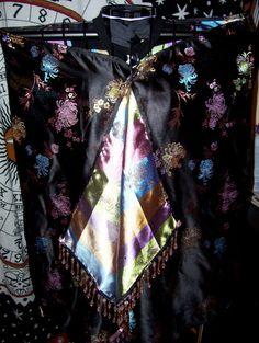Altar cloth/ Shawl by GatheringWillows on Etsy, $18.00