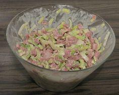 Heerlijke, frisse salade!