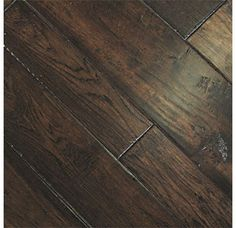 Johnson Flooring AME-E46702 Metropolitan Collection Tuscan Series Engineered Handscraped Hickory Florence