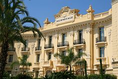 Corporate incentive trip to Monte Carlo with the group staying both at Hotel Hermitage and Hotel de Paris It offers luxury accommodations for the elite with the perfect location in the heart of Monte Carlo. Hermitage Monaco, Hermitage Hotel, Monte Carlo, Luxury Apartments, Luxury Homes, La Madone, Fine Hotels, Monaco Grand Prix, Expensive Houses