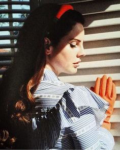 Lana Del Rey for Marfa Journal