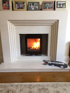 Very pleased with this woodburning stove installation. Stove Installation, Woodburning, Home Decor, Homemade Home Decor, Firewood, Pyrography, Decoration Home, Log Burner, Wood Burning
