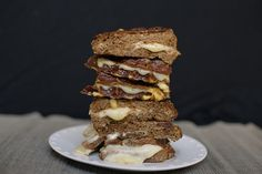 Grilled Cheese French Toast.