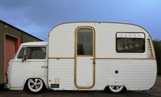 Little RV Style. #Roofing #Camper #Coatings http://www.epdmcoatings.com