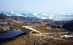 - Tourist - Dorte Mandrup Arkitekter - Icefjord/Greenland, 2016 by Mir