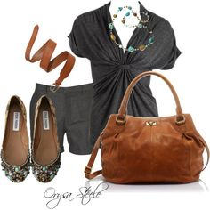 Summer Grey, created by orysa on Polyvore