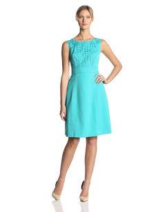Turquoise Jones New York dress