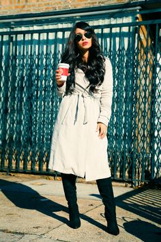 #Fashion #NY http://www.nytrendymoms.com/2014/12/skirt-and-high-boots.html