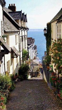 Clovelly - North Devon, England