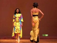 MISS AFRICA USA FASHION PARADE