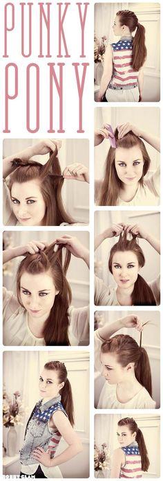 Velha e louca: Penteado para o Bad Hair Day