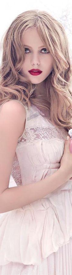Frida Gustavsson - Nina Ricci l'eau Fragrance SS13 Summer 2013