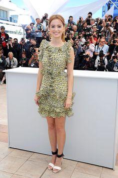 Festival Internacional de Cine de Cannes 2013 alfombra roja red carpet photocall - Ahna OReill | Galería de fotos 53 de 234 | Vogue México