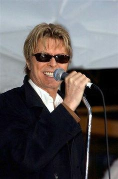 David Bowie - What A Great Smile!