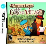 Professor Layton and the Curious Village (Video Game)By Nintendo