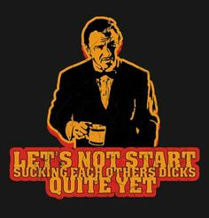 The Wolf from Pulp Fiction Harvey Keitel