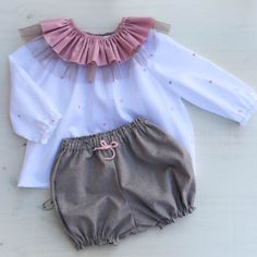 Baby set by Kokoro Kotone Organic Baby Clothing