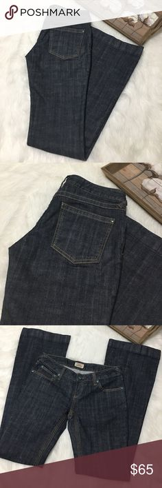 Free People Flare Denim Jeans Sz 27 Super chic and stylish Free People Flare Denim jeans size 27 in great gently used condition. Perfect for all occasions. Stunning!!! Free People Jeans Flare & Wide Leg