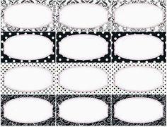 white-and-black-damask-free-printables-014.jpg (643×492)
