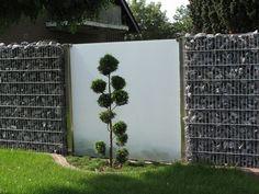 Clôtures de jardin en 59 idées captivantes | Metal panels ...