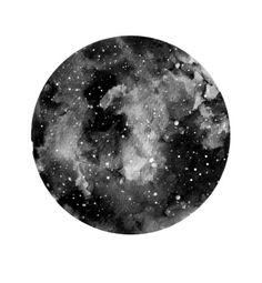 Another moon Art Print