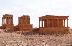 قرزة مدينة ليبية اثرية عريقة