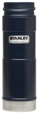 Stanley Classic One Hand Vacuum Mug - Hammertone Navy