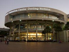 Sydney Convention & Exhibition Centre