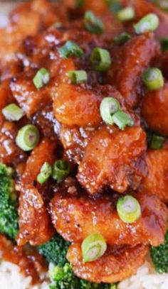 CROCK POT GENERAL TSO'S CHICKEN RECIPE