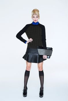 L.A.M.B. Fall 2013 Ready-to-Wear Fashion Show Collection