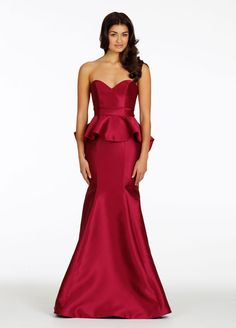 Bridesmaids and Special Occasion Dresses by Noir By Lazaro - Style NZ3435 Spring 2014