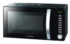 VYTRONIX VY-HMO800 Digital Microwave Oven 800W 20L 5 Power Levels Freestanding Solo Black: Amazon.co.uk: Kitchen & Home Timer Clock, Microwave Oven, Cleaning, Mirror, Amazon, Digital, Kitchen, Easy, Black