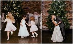 christmas wedding at cooling castle barn