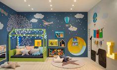 eh!DÉCOR   Decoração Montessoriana para quarto infantil