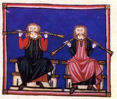 historia del traje: 09. Baja Edad Media (España siglo XIII)