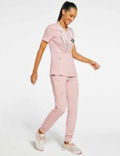 Jaanuu Scrubs, Stylish Scrubs, Doctor Scrubs, Scrubs Outfit, Cute Scrubs, Medical Scrubs, Nursing Scrubs, Lab Coats, Womens Scrubs