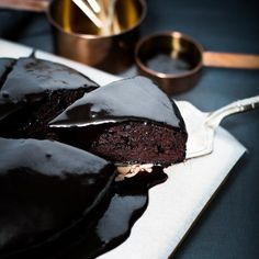 Chocolate Cake (Vegan)