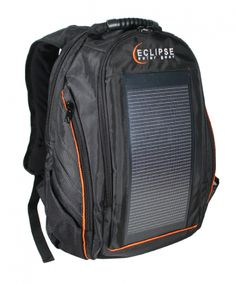 Eclipse Solar Backpack on Eco Market